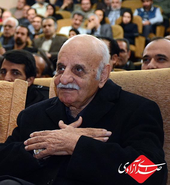 نکوداشت بزرگان نوعی حق شناسی است / محمد حاجی زین العابدینی