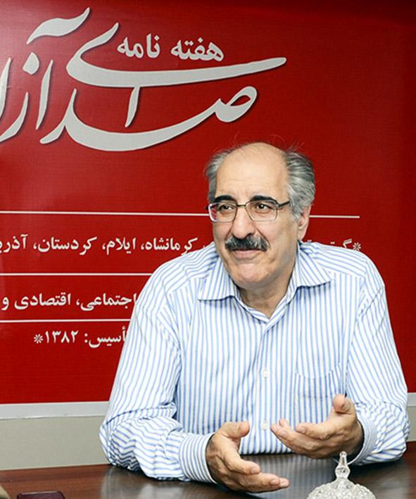 گفتگوی استاد عبدالله جواری با صدای آزادی / خوشنویسی زنده است