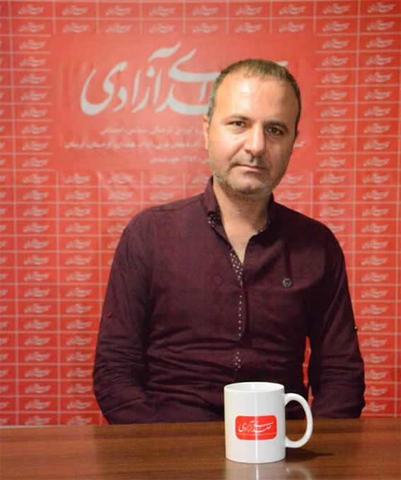 محمد ویسی در گفتگو با صدای آزادی:  شعر امروز ایران، فانتزی و غیر موثر است