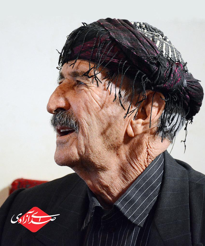 گپی با چهرهی مشهور آواز باستانی هوره « سید قلی کشاورز » / بازنشر از صدای آزادی . زمستان1383