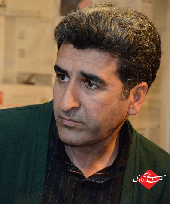 استاد حشمت لرنژاد هنرمند مولف نە مقلد ! / مسعود قنبری
