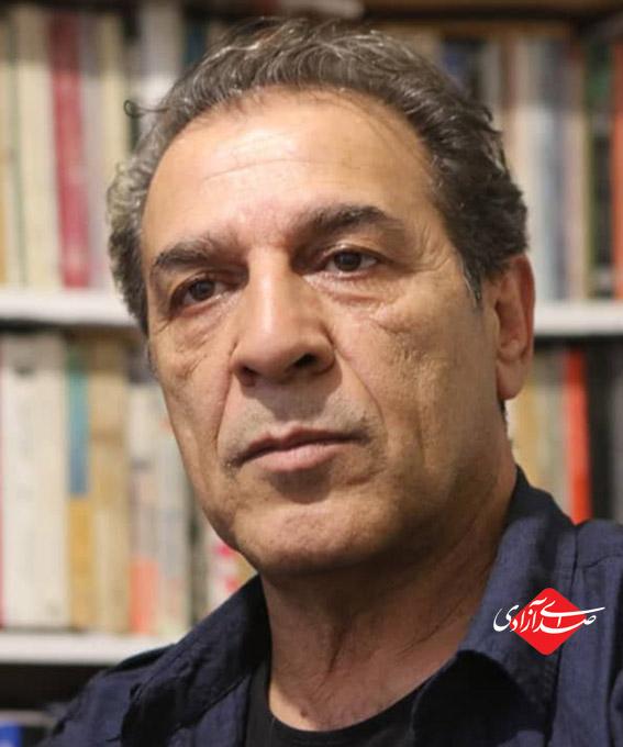 قباد حیدر در گفتگو با صدای آزادی: شعر شخصیتی حقیقی، زنده و مُحق دارد
